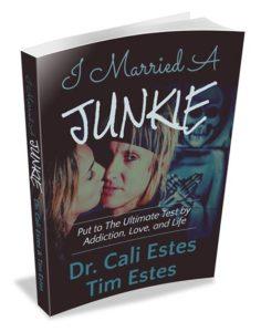 I married a junkie - by Cali Estes